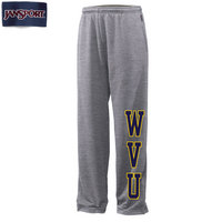 WVU Mountaineers Jansport Open Bottom Pant
