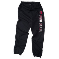 Ohio State Elastic Bottom Fleece Pant