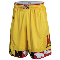 Under Armour Mens Basketball Replica Short