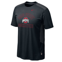 Nike Mens Speedfly Performance Short Sleeve TShirt