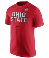 Nike College Short Sleeve Crew