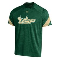Under Armour Short Sleeve Micro Thread Tee