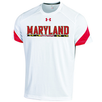 Under Armour Sideline Short Sleeve Microthread Tee
