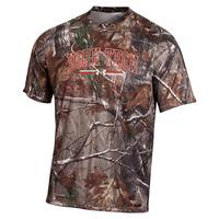 Under Armour Camo Catalyst T Shirt