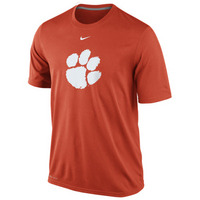 Nike Dri Fit Team Logo Short Sleeve Legend Tee