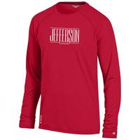 Champion Mens Vapor Long Sleeve Tee