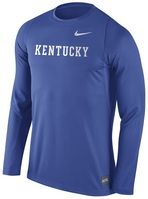 Nike Elite Long Sleeve Shooter Shirt