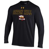 Under Armour Charged Cotton Long Sleeve Tee
