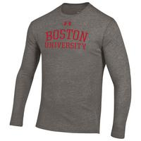 Under Armour Legacy Tri Blend Long Sleeve Tee