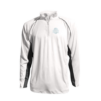 OSU Althetic Logo Poly Mesh 14 Zip