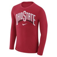 Nike Long Sleeve Marled Shirt