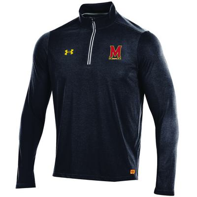 Under Armour Sideline Microthread Quarter Zip Pullover