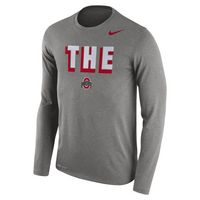 Nike Dri FIT Franchise Long Sleeve Shirt
