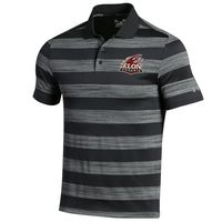 Under Armour Skyball Tonal Stripe Polo