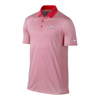 Nike Golf Mini Stripe Short Sleeve Polo