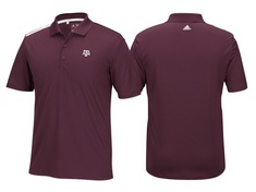 Adidas 3 Stripe Performance Polo