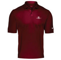 University of Chicago Under Armour Heat Gear Loose Fit Team Polo