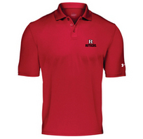 Rutgers Scarlet Knights Under Armour Heat Gear Loose Fit Team Polo