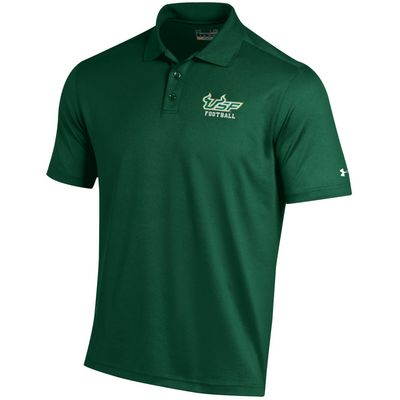 Under Armour Short Sleeve Polo Football