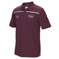 Adidas Sideline Coaches Short Sleeve Polo