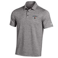 Under Armour Elevated Heather Polo