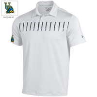 Under Armour Defender Chest Print Polo