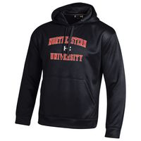 Northeastern Huskies Under Armour Cold Gear Loose Fit Hoodie
