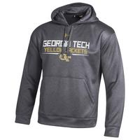Georgia Tech Under Armour Cold Gear Loose Fit Hoodie