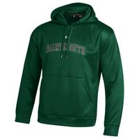 Under Armour Cold Gear Loose Fit Dartmouth Big Green Hoodie