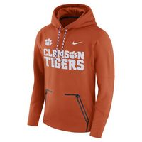 NIKE LONG SLEEVE HOODED SWEATSHIRT