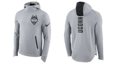 NIKE ELITE LONG SLEEVE HOODED SWEATSHIRT