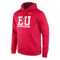 Nike Mens KO Fleece Pull Over Hoody