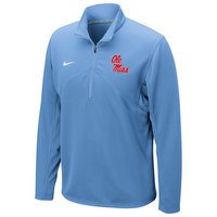 Nike DriFIT Performance Quarter Zip Pullover