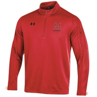 Under Armour University of Maryland Quarter Zip Pullover