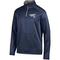 Champion Athletic Fleece Quarter Zip Sweatshirt