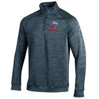 Under Armour Mens Club Quarter Zip Fleece Pullover