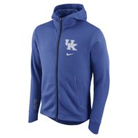 NIKE FULL ZIP LONG SLEEVE HOODED SWEATSHIRT