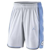 NORTH CAROLINA COLORED ATHLETIC SHORTS