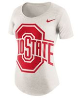 Nike College Womens Nameplate Tee