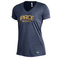 Under Armour Threadborne Short Sleeve VNeck Tee