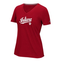 Adidas Womens Ultimate Short Sleeve Vneck