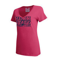 Under Armour Womens Charged Cotton Tee