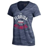 Under Armour Womens Novelty Tech Tee