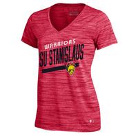 Womens Tech V Neck