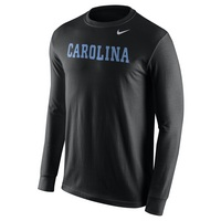 Nike College Workmark Long Sleeve Cotton