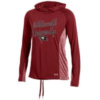 Under Armour Womens Threadborne Lightweight Long Sleeve Hood