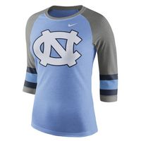 Nike Womens Three Quarter Sleeve Raglan Shirt