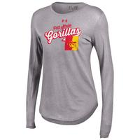 Under Armour Womens 6040 Long Sleeve Tee