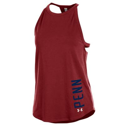 Under Armour Charged Cotton Splice Tank