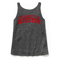 Red Shirt Athleisure Tank